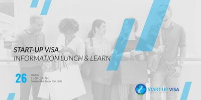 Start-up Visa Information Lunch and Learn
