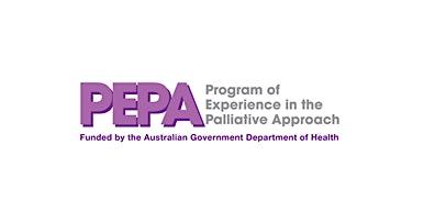 ACT PEPA Palliative Approach Workshop