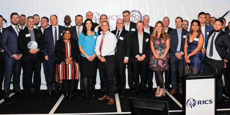 RICS Awards New Zealand 2019 tickets