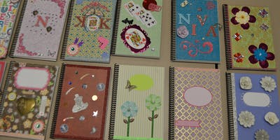 Design and Bind Journals @ Belle Haven