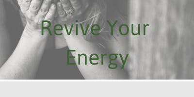 Healing Power of Foods workshop - Revive Your Energy