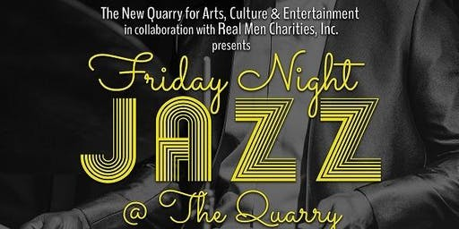 Friday Night - Live Jazz at The NEW Quarry Supper Club