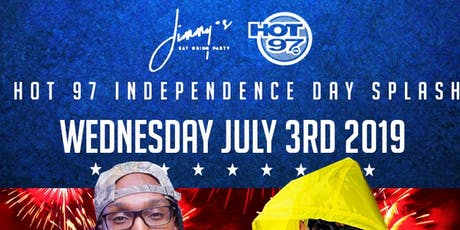 Hot97 Independence Day Splash | Hip Hop Vs Caribbean tickets