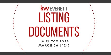 Listing Documents tickets