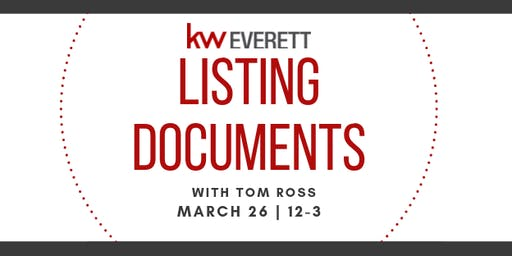 Listing Documents