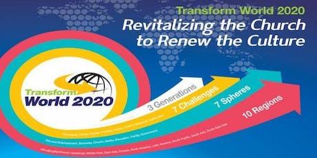 Transform World Global Leadership Summit VIII Melbourne, Australia, 2019 tickets