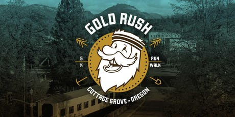 Gold Rush 2019 5k Run & Walk tickets
