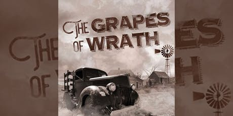Grapes of Wrath tickets