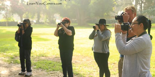 Inland Empire, Intermediate Digital Camera Photo Class