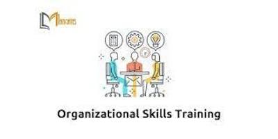 Organizational Skills Training Raleigh, NC Mar 25t