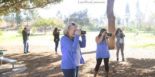 Orange County, Beginner Digital Camera Photo Class (+ Get off of auto!)