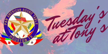 Tuesday's at Tony's - August 2019 tickets
