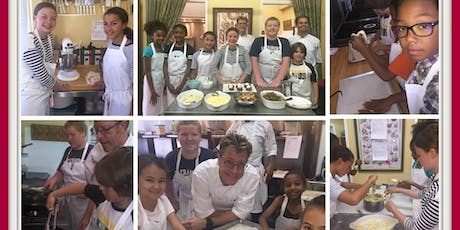 Kid's Summer Cooking /Baking Camps - Culinary Academy 1 - June 17-20 at 9:30am tickets