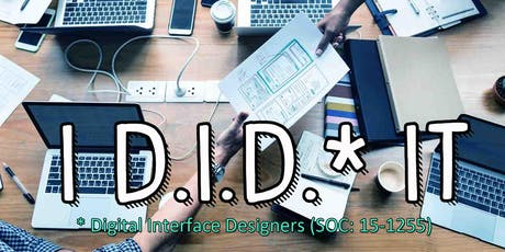 H-1B Orientation for Web and Digital Interface Designers (SOC: 15-1255) tickets