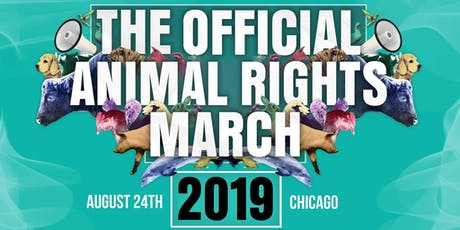 The Official Animal Rights March Chicago tickets