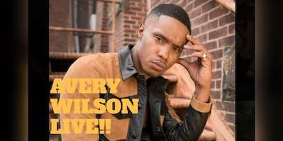 AVERY WILSON LIVE