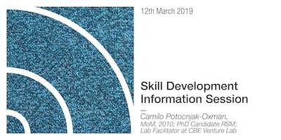 Skill Development Stream Information Session
