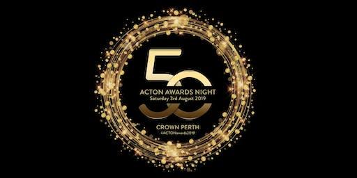 ACTON Awards Night 2019