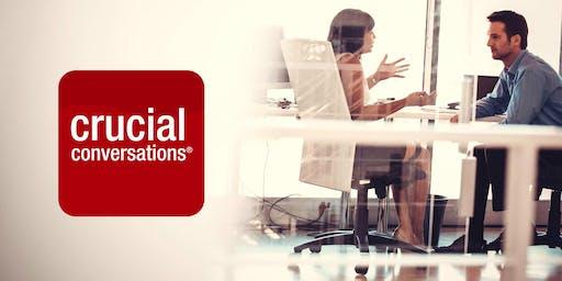 CRUCIAL CONVERSATIONS PROGRAM® by VitalSmarts, in Brunei.
