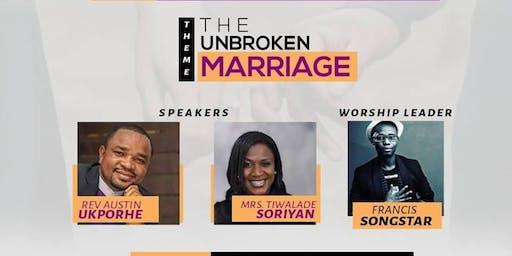 THE UNBROKEN MARRIAGE