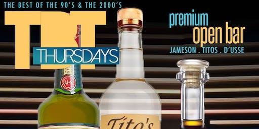Throw Back Thursdays @ATLAFTERDARK
