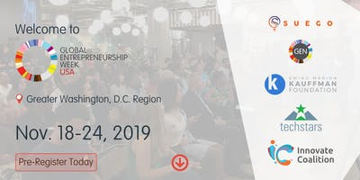 Global Entrepreneurship Week DMV 2019