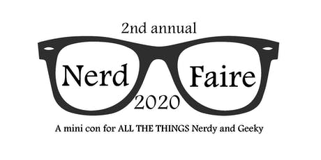 NerdFaire Con! 2020 tickets