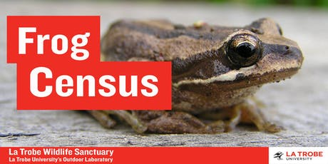 Frog Census tickets