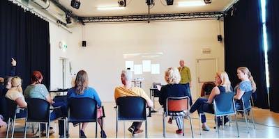 2 daagse workshop Visuele Muziek