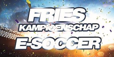 Open Fries Kampioenschap E-soccer (Fifa19)
