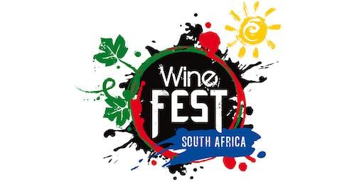 WineFest South Africa 2019