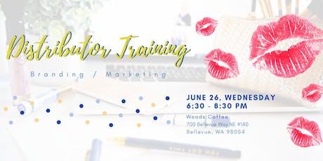June SeneGence Distributor Training tickets