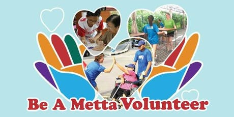 Be a Volunteer with Metta Day Rehabiliation Centre for the Elderly-Therapy Aide tickets