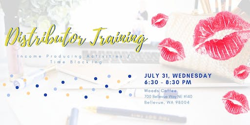 July SeneGence Distributor Training