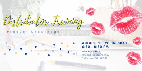 August SeneGence Distributor Training tickets