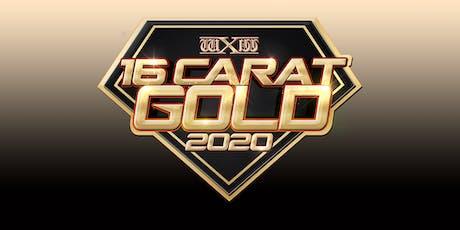 wXw Wrestling: 16 Carat Gold 2020 - Oberhausen Tickets