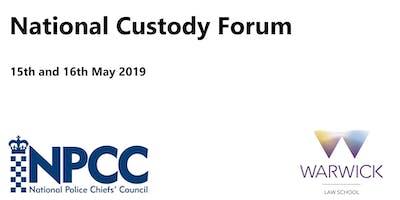 National Custody Forum