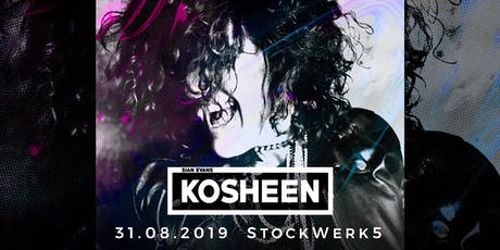 Sian Evans KOSHEEN Live in Berlin Tickets