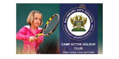 Easter Camp Active 2019 - For 7 to 11 year olds