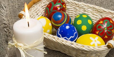 Terrific Tuesday: Creative Easter!