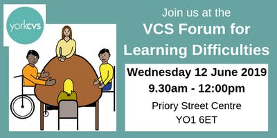 VCS Forum for Learning Difficulties 12 June 2019