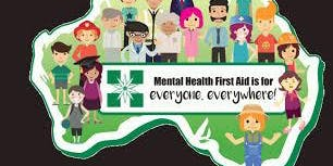 Mental Health First Aid (for Adults) - 2 day program