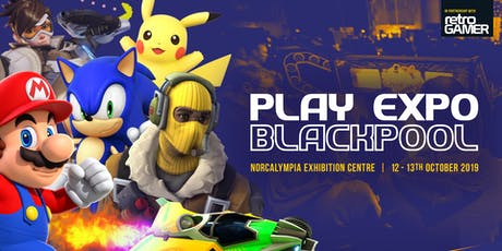 PLAY Expo Blackpool 2019 tickets