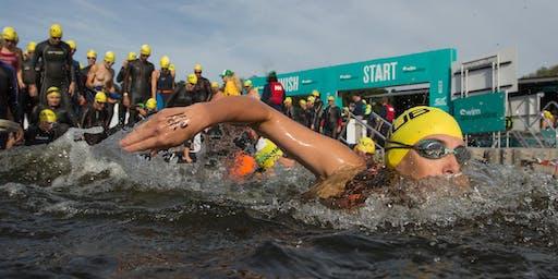 Pace Swim Serpentine Mile 2019