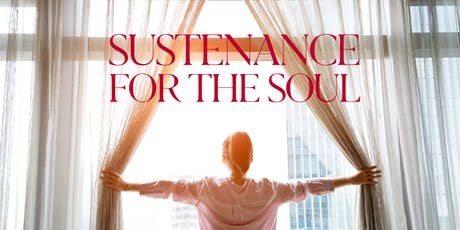 Sustenance for the Soul (EN) tickets