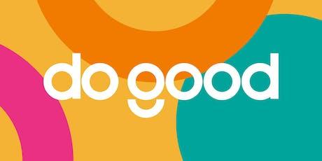 Do Good Networking - Preparing the community garden at Emmaus tickets