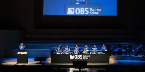Ceremonia de Graduación OBS 2019