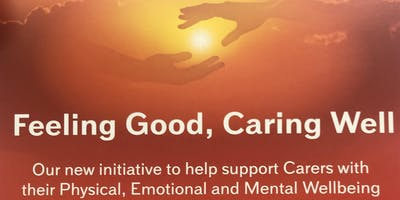 FAMILY CARERS - STRESS BUSTING - SESSION 3