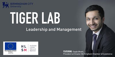 Tiger Lab: Leadership and Management