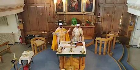 LONDON Catholic Christian Church - Mass Sung in ETHIOPIAN tickets